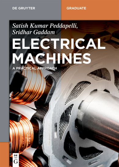 Electrical Machines - A Practical Approach - cover