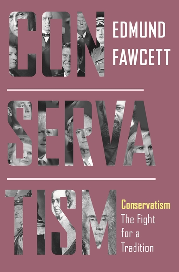 Conservatism - The Fight for a Tradition - cover