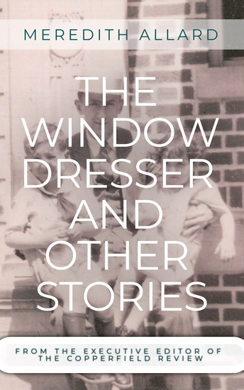 The Window Dresser and Other Stories - cover