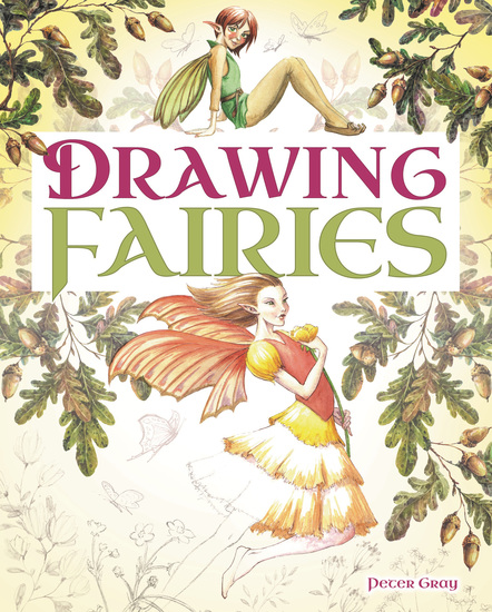 Drawing Fairies - cover