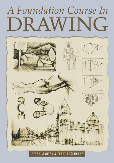 A Foundation Course In Drawing - cover