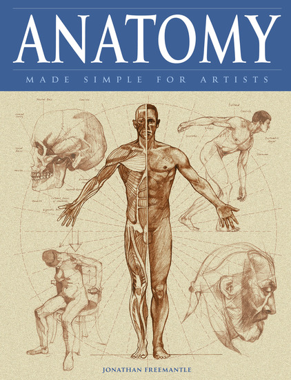 Anatomy Made Simple for Artists - cover
