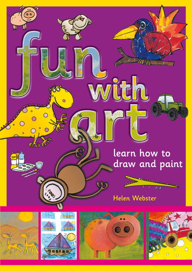 Fun With Art - Learn how to draw and paint - cover