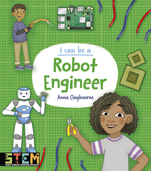 I Can Be a Robot Engineer - cover