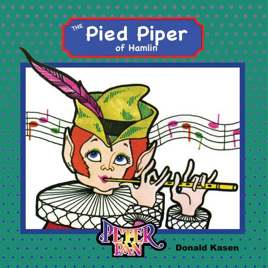 The Pied Piper of Hamlin - cover