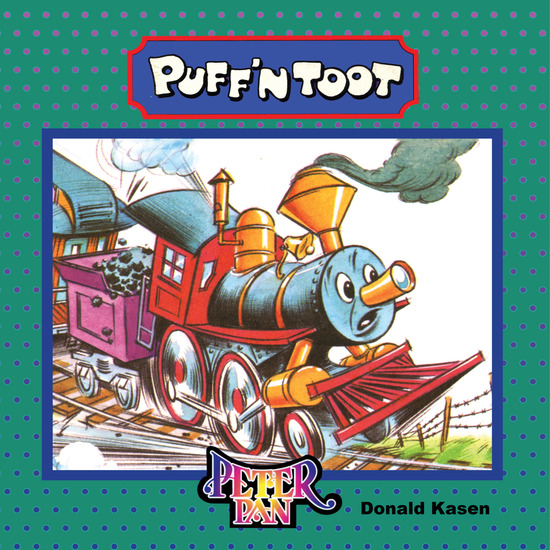 Puff n Toot - cover