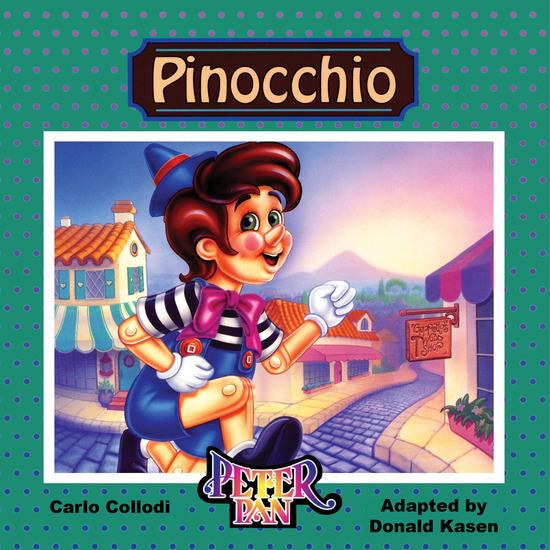 Pinocchio - cover