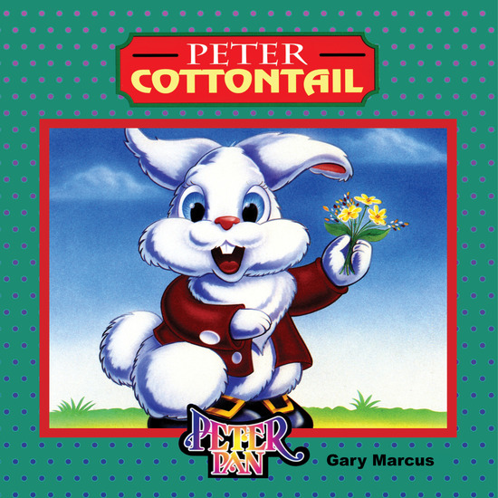 Peter Cottontail - cover