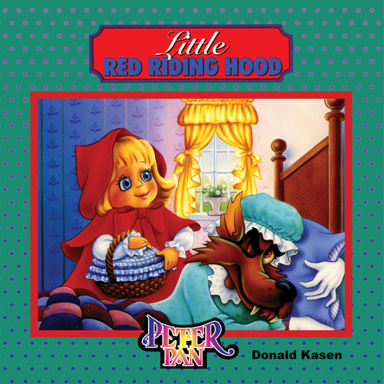 Little Red Riding Hood - cover