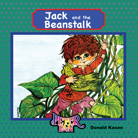 Jack and the Beanstalk - cover