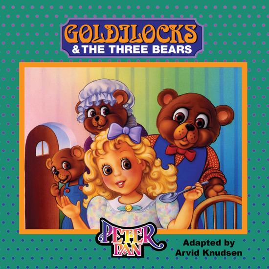 Goldilocks and the Three Bears - cover