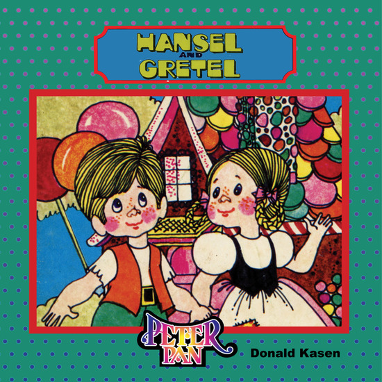 Hansel and Gretel - cover