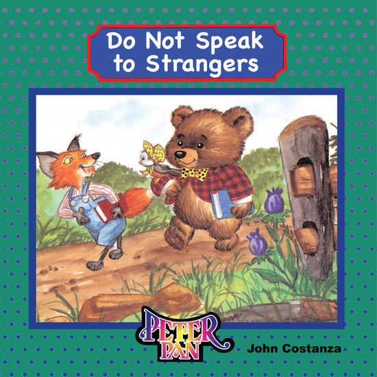 Do Not Speak to Strangers - cover