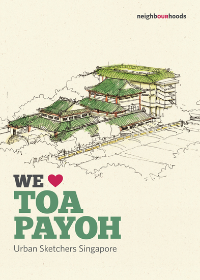 We Love Toa Payoh - cover