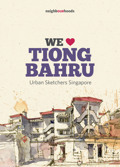 We Love Tiong Bahru - cover