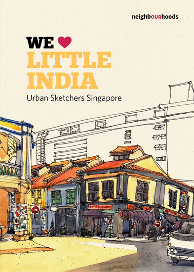 We Love Little India - cover
