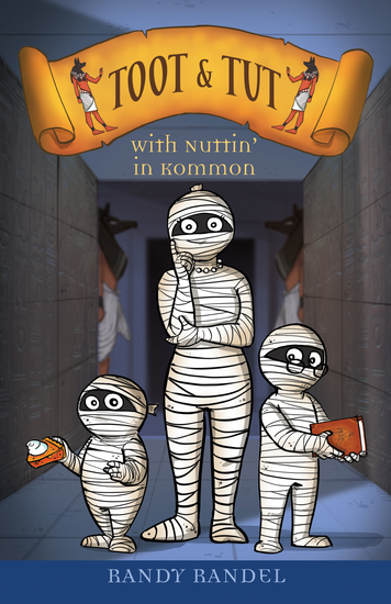 Toot and Tut: With Nuttin' in Kommon - cover