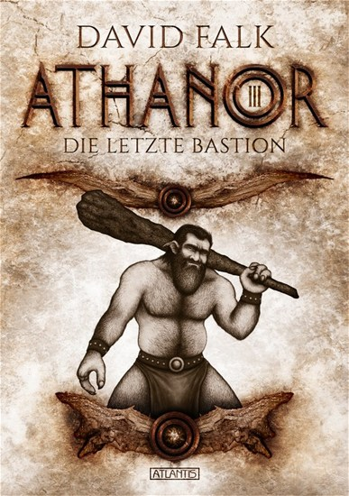 Athanor 3: Die letzte Bastion - cover