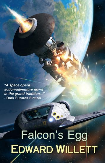 Falcon's Egg - cover