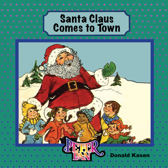 Santa Claus Comes to Town - cover