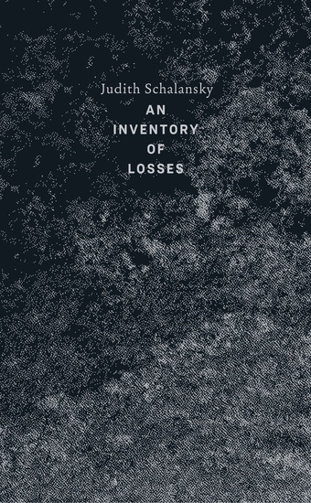 An Inventory of Losses - cover