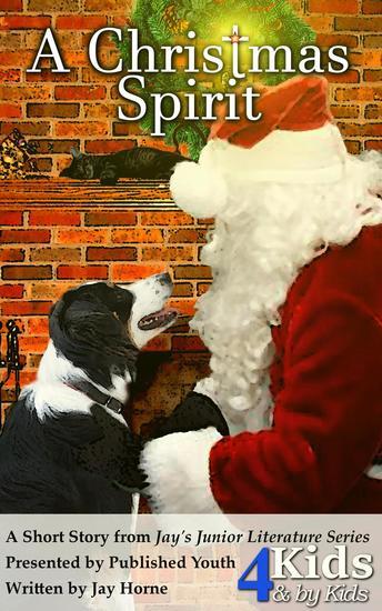 A Christmas Spirit - cover