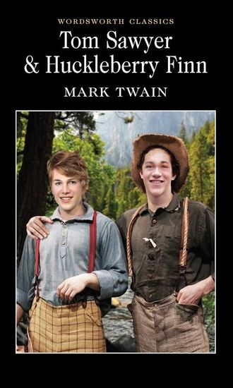 Tom Sawyer & Huckleberry Finn - cover