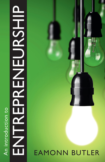 An Introduction to Entrepreneurship - cover