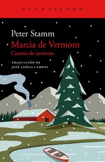 Marcia de Vermont - Cuento de invierno - cover