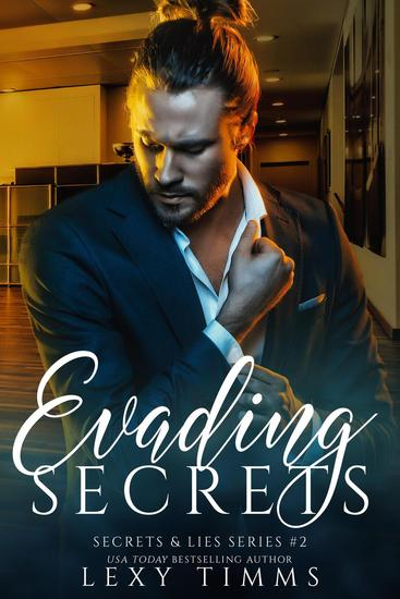 Evading Secrets - Secrets & Lies Series #2 - cover