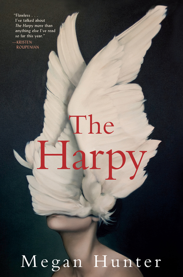 The Harpy - A Novel - cover