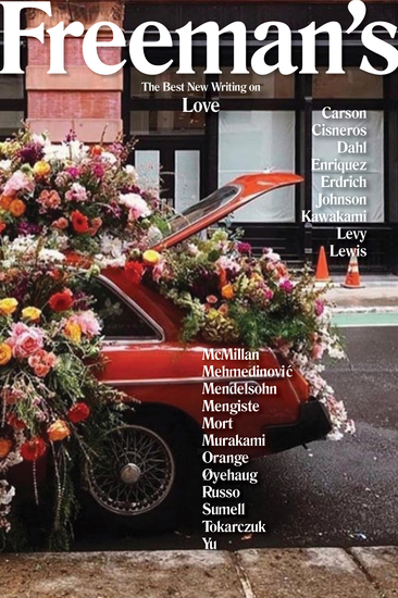 Freeman's: Love - cover