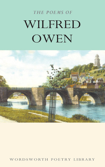The Poems of Wilfred Owen - cover