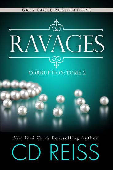 Ravages - Corruption #2 - cover
