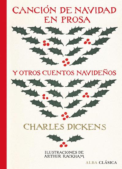 Canción de Navidad en prosa - y otros cuentos navideños - cover