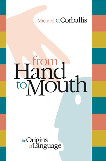From Hand to Mouth - The Origins of Language - cover