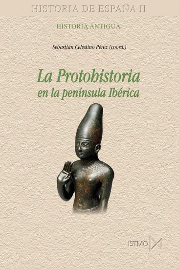 La protohistoria en la península Ibérica - cover