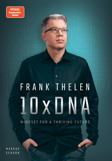 10xDNA – Mindset for a thriving Future - cover