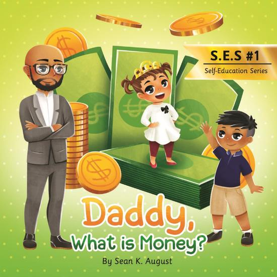 Daddy What is Money? - cover
