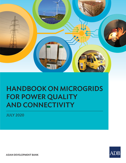 Handbook on Microgrids for Power Quality and Connectivity - cover