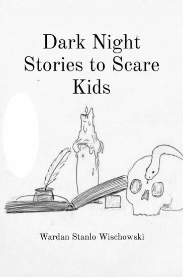 Dark Night Stories to Scare Kids - cover