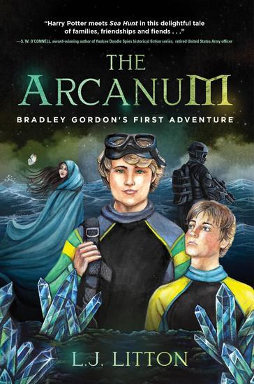 The Arcanum - Bradley Gordon's First Adventure - cover