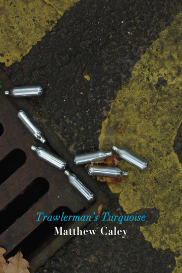 Trawlerman's Turquoise - cover