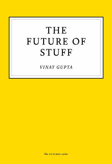 The Future of Stuff - cover