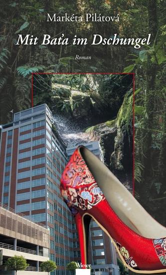 Mit Baťa im Dschungel - cover