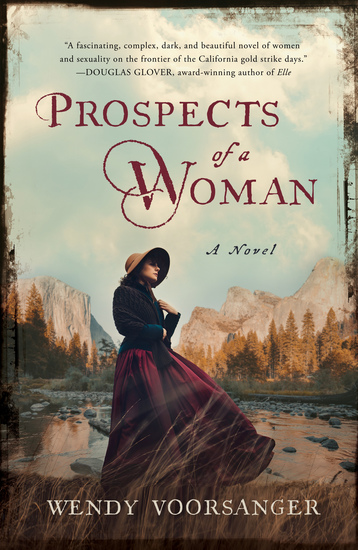 Prospects of a Woman - A Novel - cover