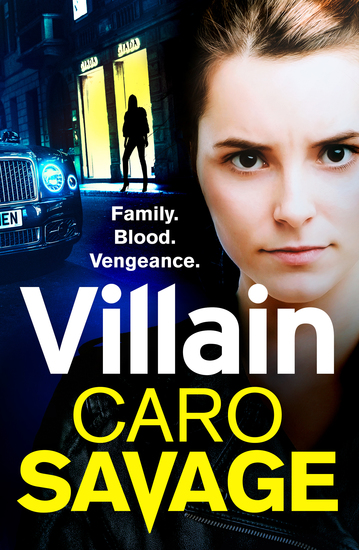 Villain - A heart-stopping addictive crime thriller that you won't be able to put down - cover