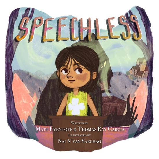 Speechless - Speak With Style Books - cover