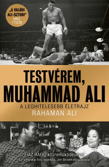 Testvérem Muhammad Ali - cover