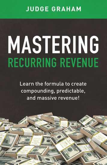 Mastering Recurring Revenue - cover